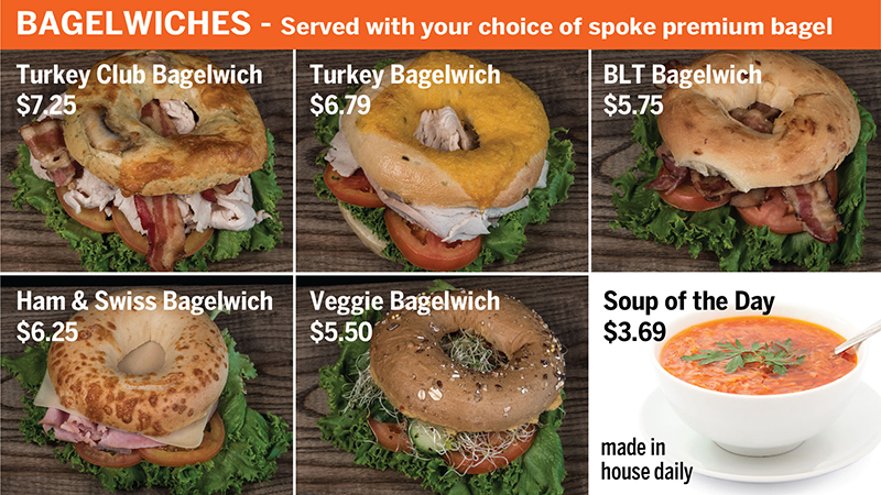 Bagelwiches
