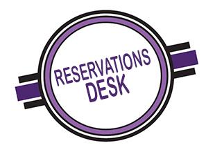 Reservations Desk