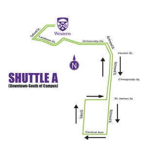 Airport Shuttle Service - Route A