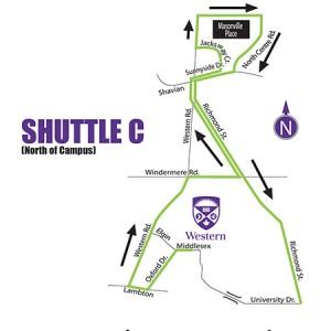 Airport Shuttle Service - Route C