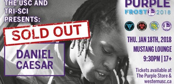 PurpleFrost Tickets