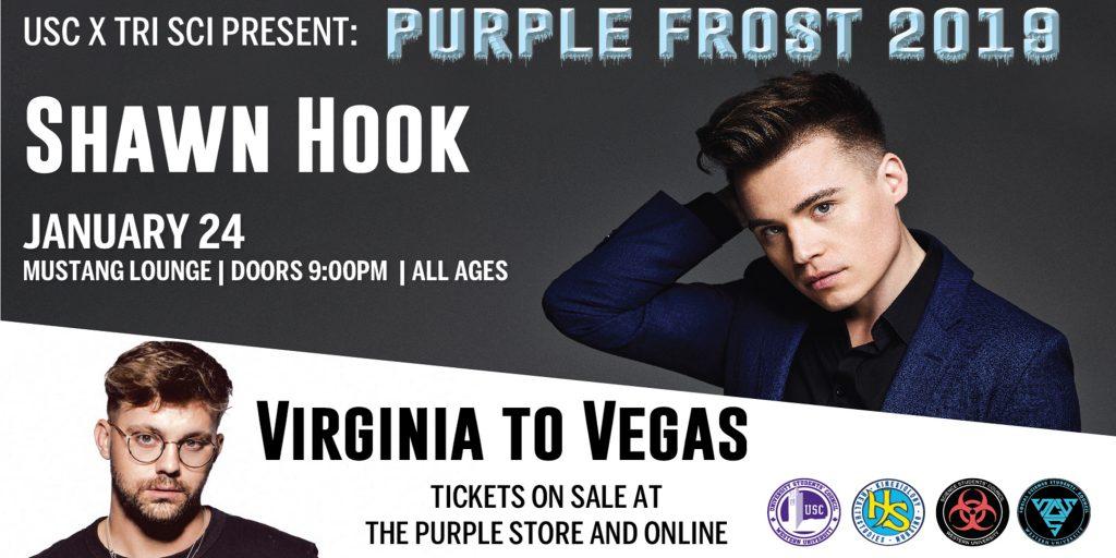 Purple Frost 2019