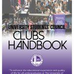 Clubs Handbook Cover