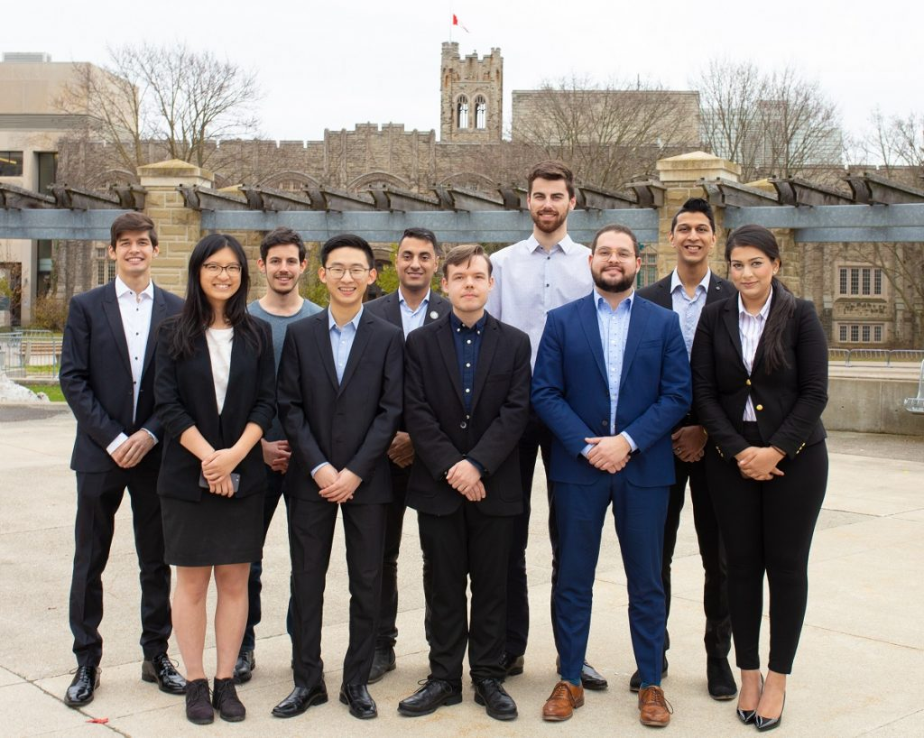 USC Board of Directors 2019-20