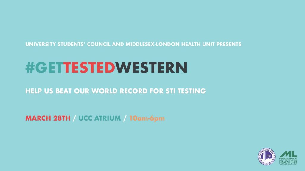 Health Promotions Aims to Break STI-Testing Record and