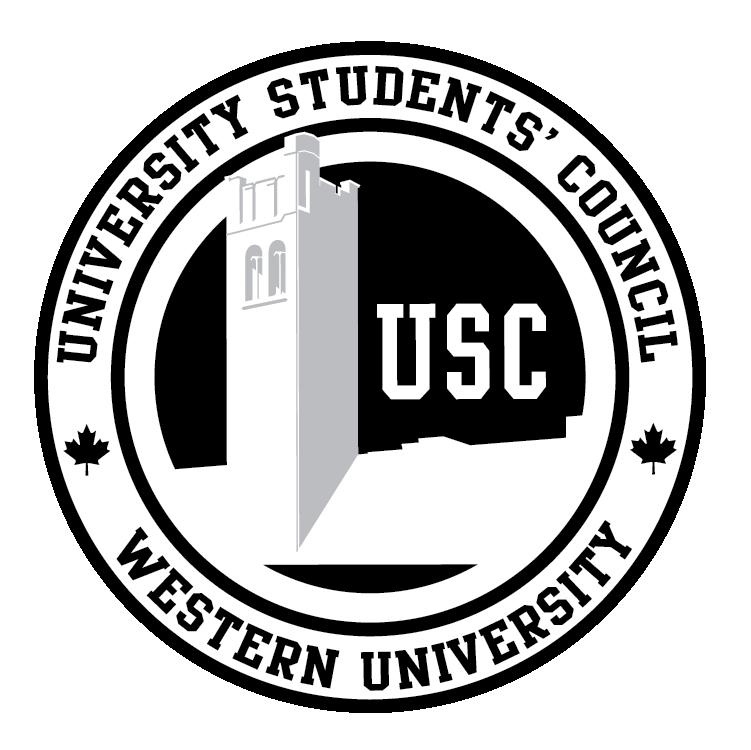 USC Logo B&W